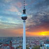 TV Tower in Berlin.