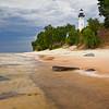 Au Sable Lighthouse.